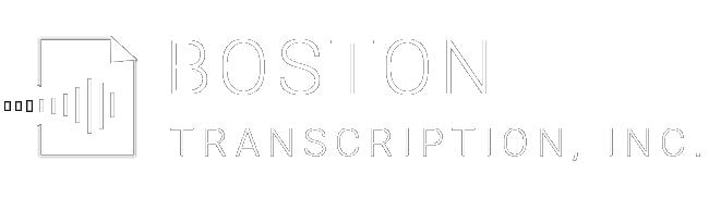 Boston Transcription